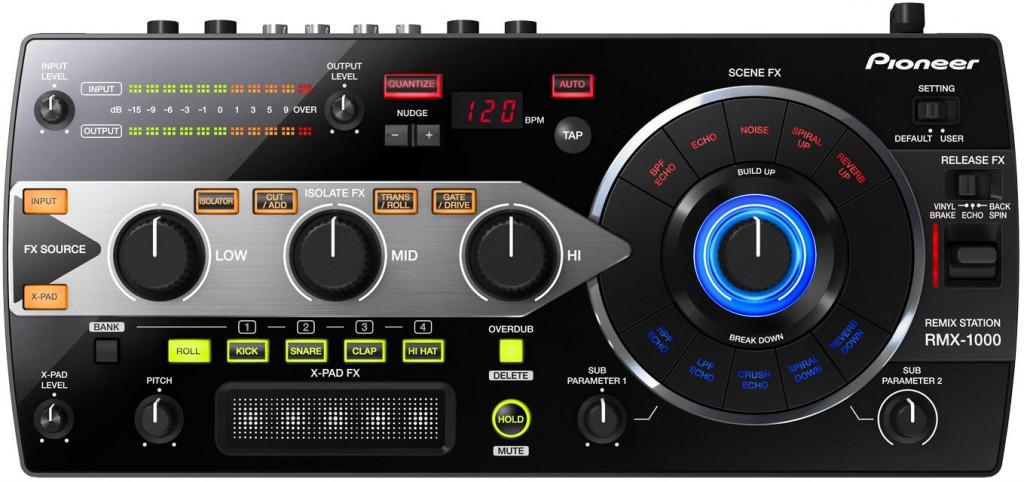 Pioneer RMX 1000 Black