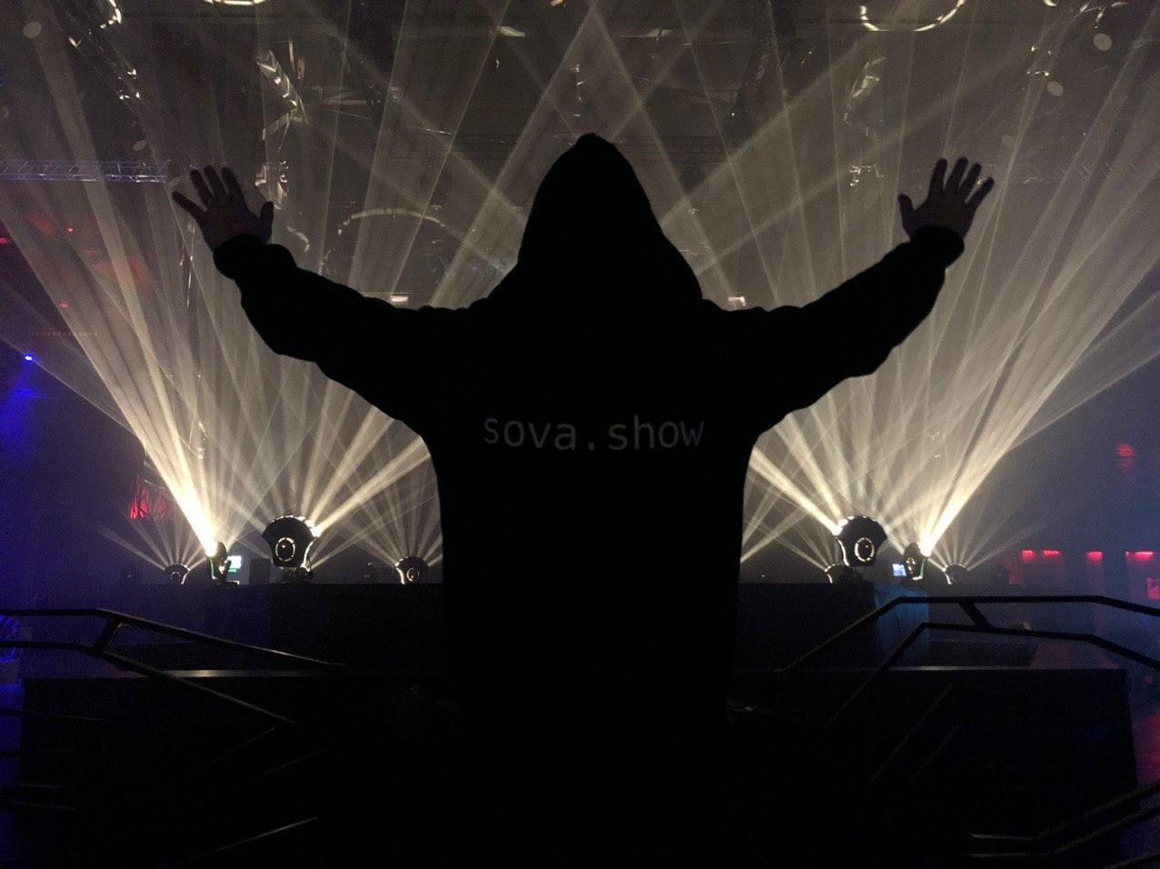 sova.show - техническая поддержка мероприятий