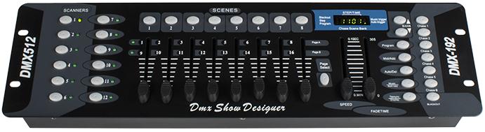 Контроллер DMX 192