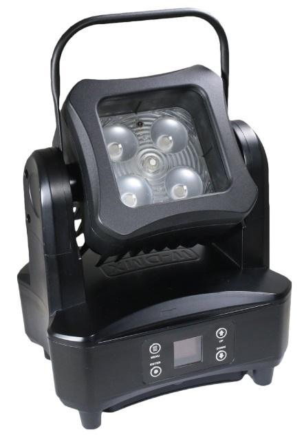 DiaPro LED Battery Wash Beam