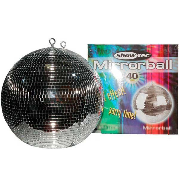 Зеркальный шар SHOWTEC Mirrorball, 40 сантиметров