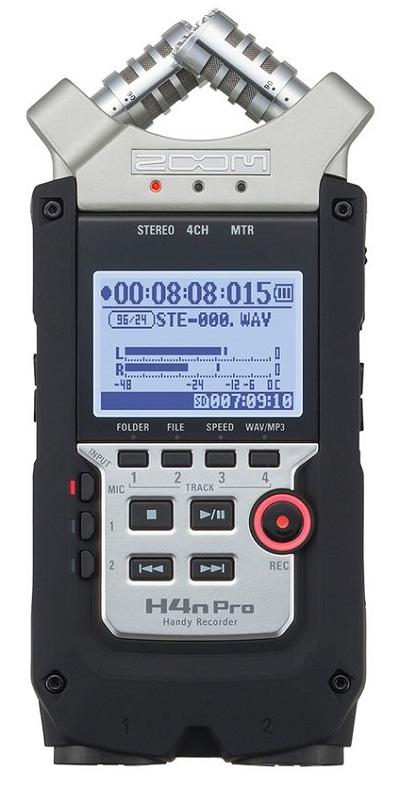 Цифровой рекордер Zoom H4n